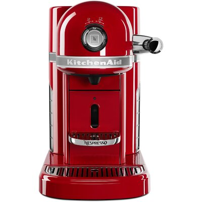 Nespresso Espresso Maker - KES0503 Color: Empire Red