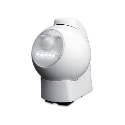 Maxsa Innovations Battery Powered Convenience LED indoor/Outdoor Motion Light