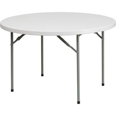 "48"" Circular Folding Table"