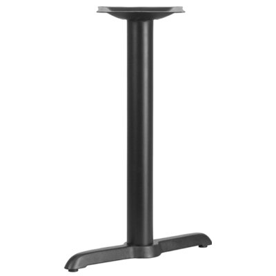 "5"" x 22"" Table Base with 3"" Diameter Column Style: Table Height, Quantity: Set of 10"