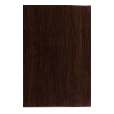 """Table Top Size: 1.75"""" H x 30"""" W x 45"""" D"""