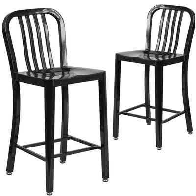 "Phineas 24"" Bar Stool"