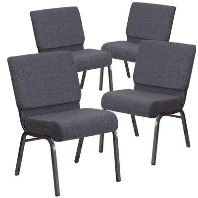 MacArthur Modern Guest chair Seat Finish: Dark Gray