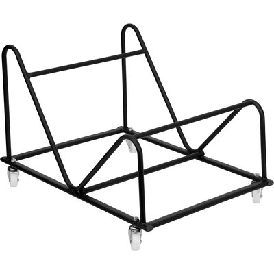 200 lb. Capacity High Density Stack Chair Dolly