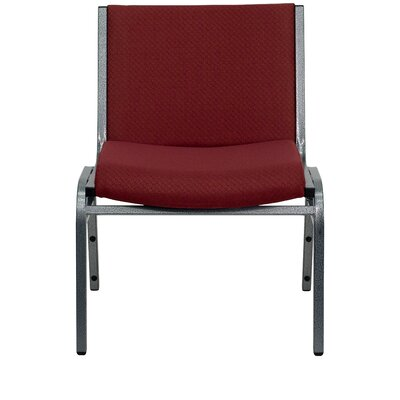 Chafin Stack Guest Chair Seat Finish: Burgundy