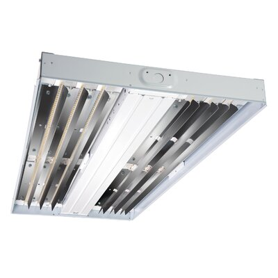 75-Watt LED High Bay Wattage: 150, Bulb Color Temperature: 5000