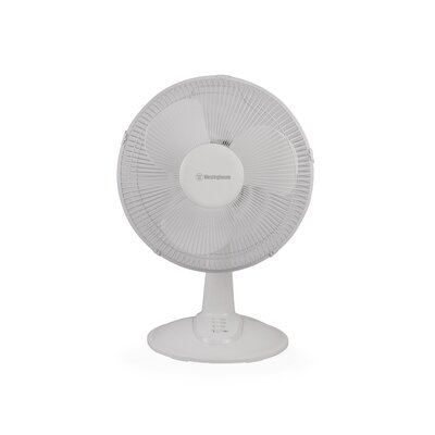 "Desk 12"" Oscillating Table Fan"