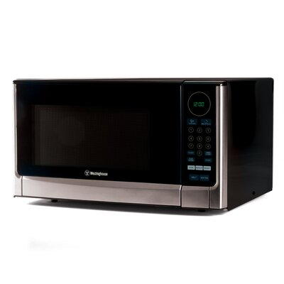 "22"" 1.4 cu.ft. Countertop Microwave Finish: Stainless"