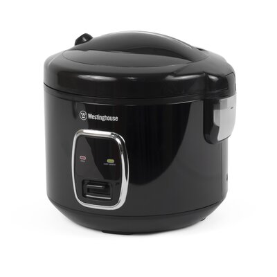 14 Cup Rice Cooker Finish: Black