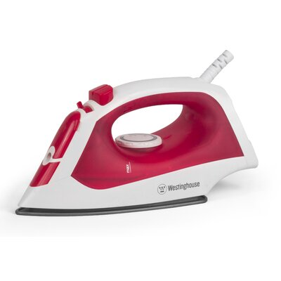 Clothing Steam 1200W Iron with Automatic Shut-Off