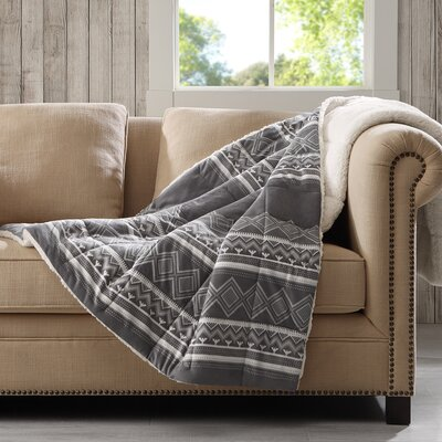 Anderson Down Alternative Mink Throw Blanket