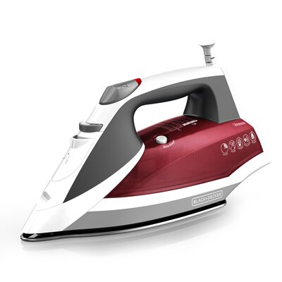 Vitessa Advanced Steam 1200W Iron with Stainless Steel Soleplate