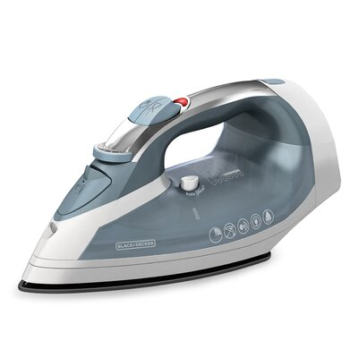 Xpress Steam 1200W Iron with Retractable Cord