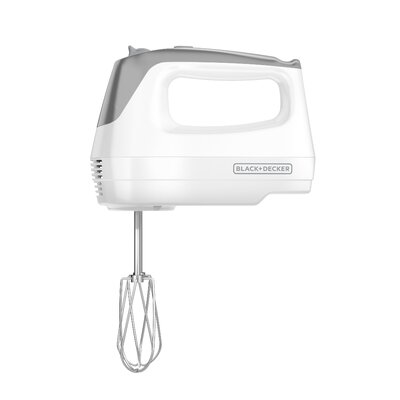Lightweight 5-Speed Hand Mixer