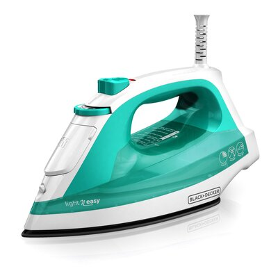 Light 'N Easy Compact Steam 1200W Iron