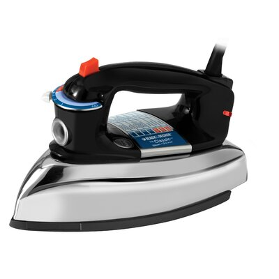 Classic Steam Iron