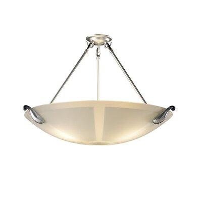 David Hunt Lighting Savoy 3 Light Inverted Pendant