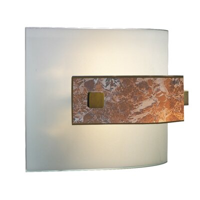 David Hunt Lighting Savoy 1 Light Flush Wall Light