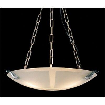 David Hunt Lighting Savoy 1 Light Inverted Pendant