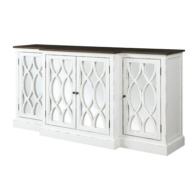 Mulford 4 Door Accent Cabinet