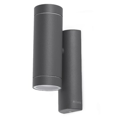 Faro Steps 2 Light Outdoor Sconce