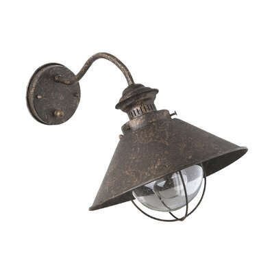 Faro Nautica Clasico 1 Light Outdoor Sconce