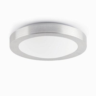 Faro 3 Light Flush Ceiling Light