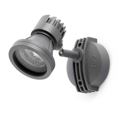 Faro 1 Head Outdoor Spotlight