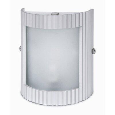 Faro Foster 1 Light Flush Wall Light