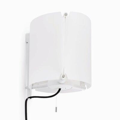 Faro Dexter 1 Light Semi-Flush Wall Light