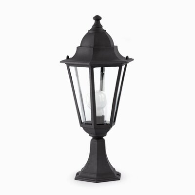 Faro Paris Muro 1 Light Pier Mount Light
