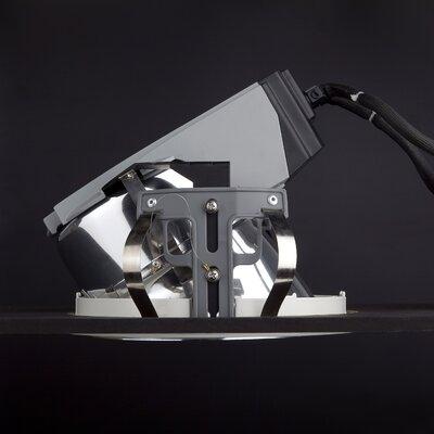 Faro Atom Two Light Aluminium Downlight