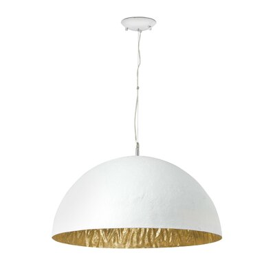 Faro Magma-P 3 Light Bowl Pendant