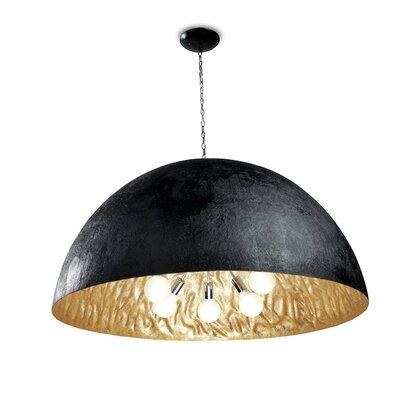 Faro Magma-G 1 Light Bowl Pendant