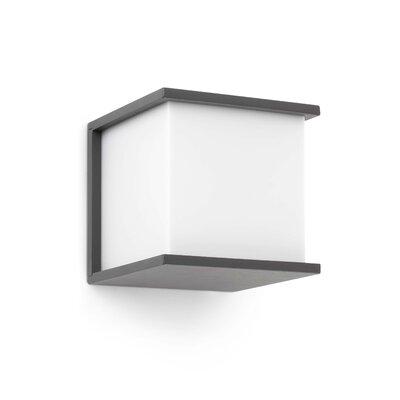 Faro Kubick 1 Light Flush Wall Light