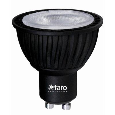 Faro 5W GU10/Bi-pin LED Light Bulb