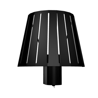 Faro Mix 1 Light Semi-Flush Wall Light