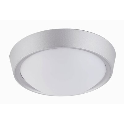 Faro 1 Light Flush Ceiling Light