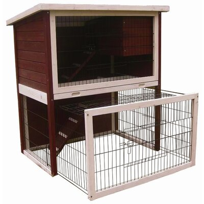 Advantek The Front Porch Rabbit Hutch