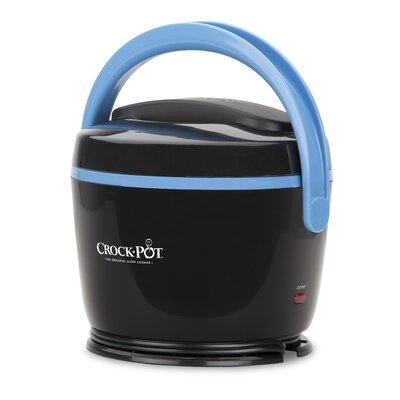 0.625-Quart Lunch Crock Food Warmer Color: Sky Blue