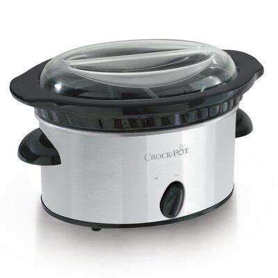 Double Dipper 1-Quart Food Warmer