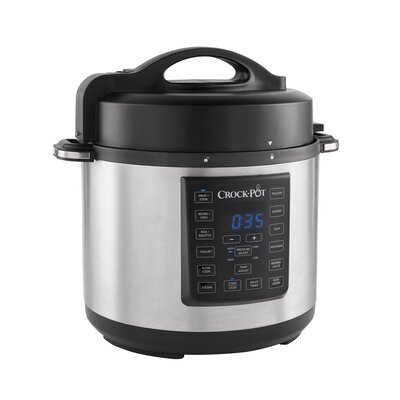 6 Qt. Multi-Cooker