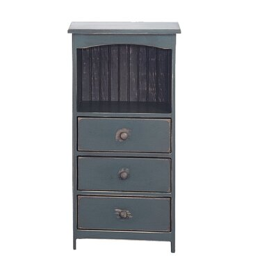 Karval 3 Drawer Accent Chest