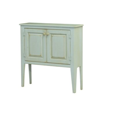 Minsky 2 Door Accent Cabinet