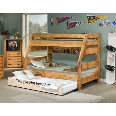 Alika Twin Over Full Bunk Bed
