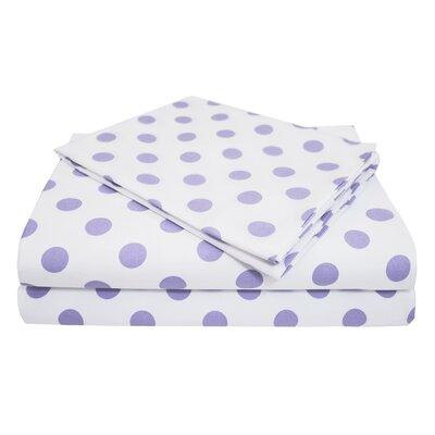100% Cotton Percale 3 Piece Toddler Sheet Set