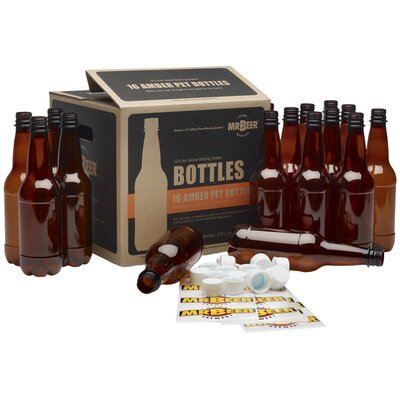Mr. Beer Mr. Beer Czech Pilsner Beer Making Refill Kit