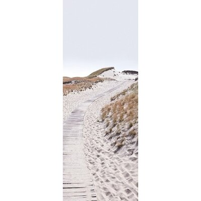 Eurographics Trail in the Dunes Photographic Print