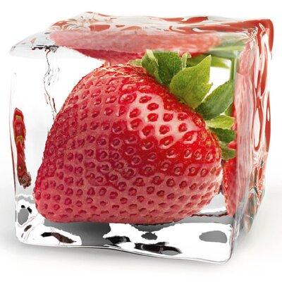 Eurographics Strawberries in Ice Photographic Print