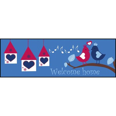 "Eurographics ""Love Birds"" Mat"